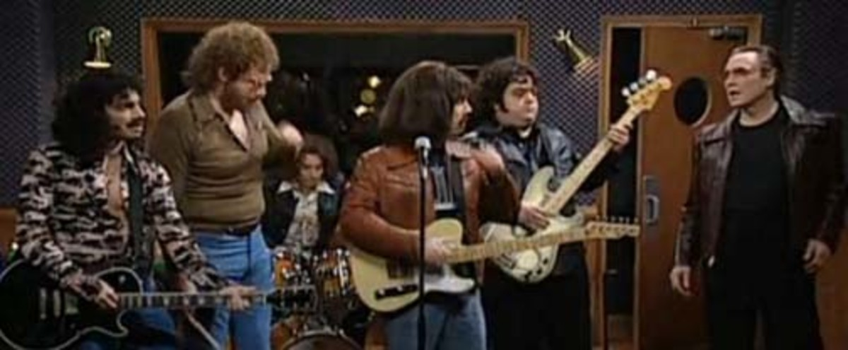 Blue Oyster Cult More Cowbell