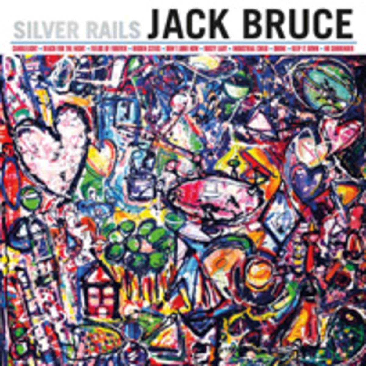 Jack Bruce Silver Rails