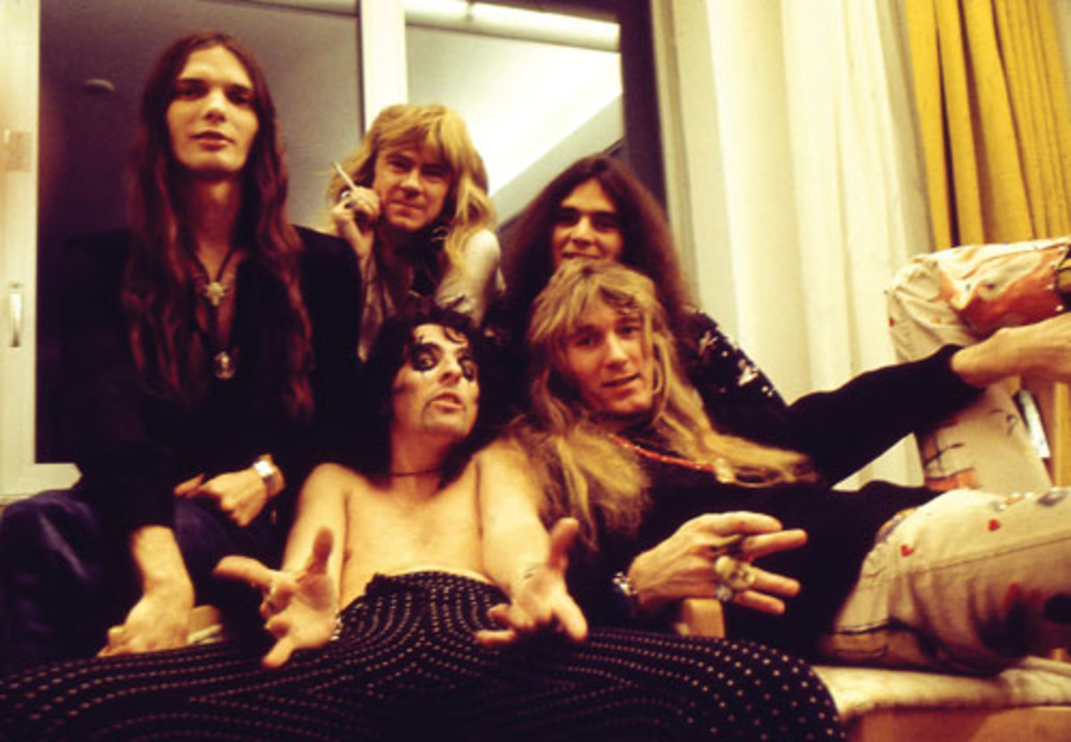 Alice Cooper Band 1973