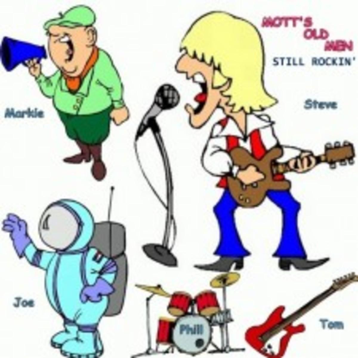 Mott's Old Men Still Rockin(521X)
