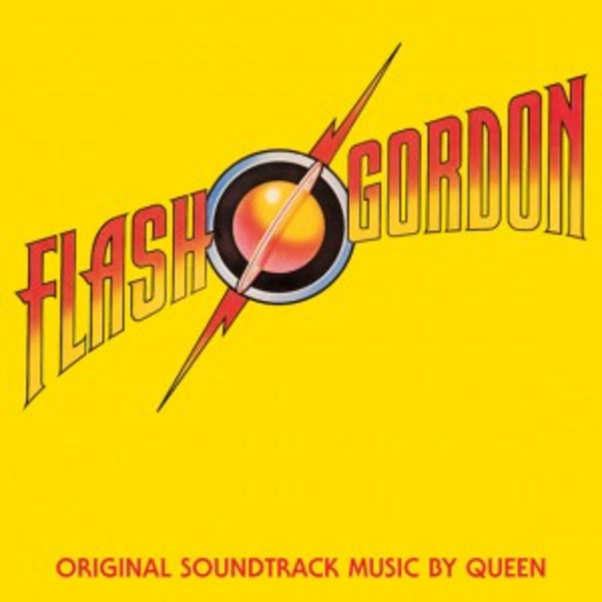 Queen Flash Gordon original soundtrack