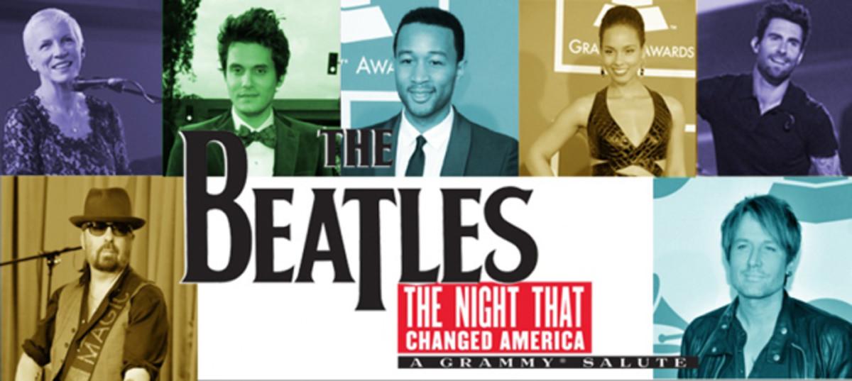 Beatles Grammy Salute