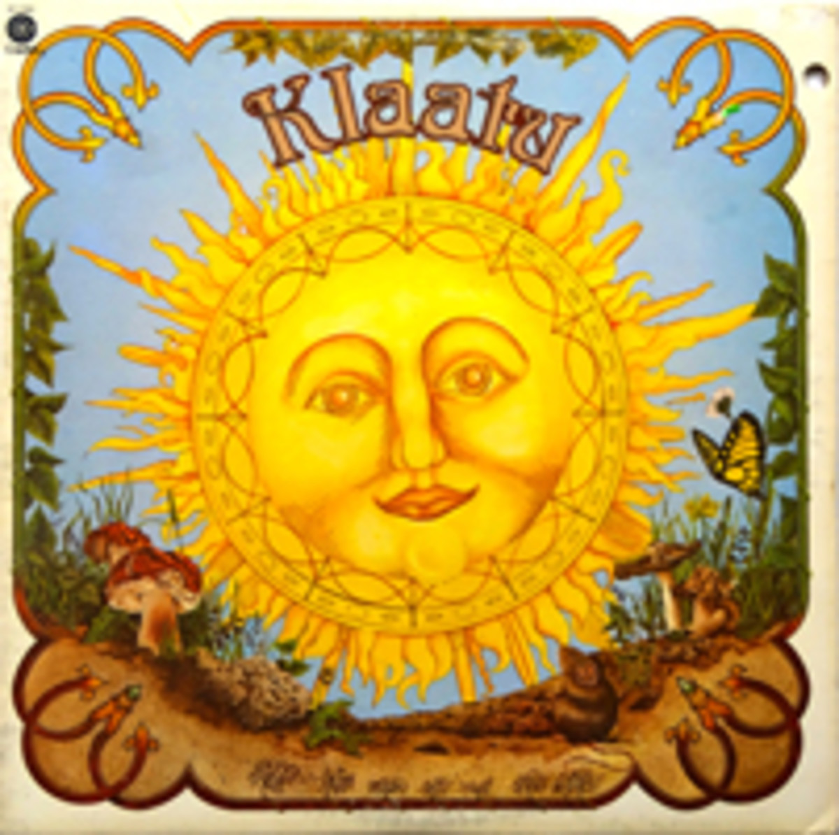 Klaatu debut album