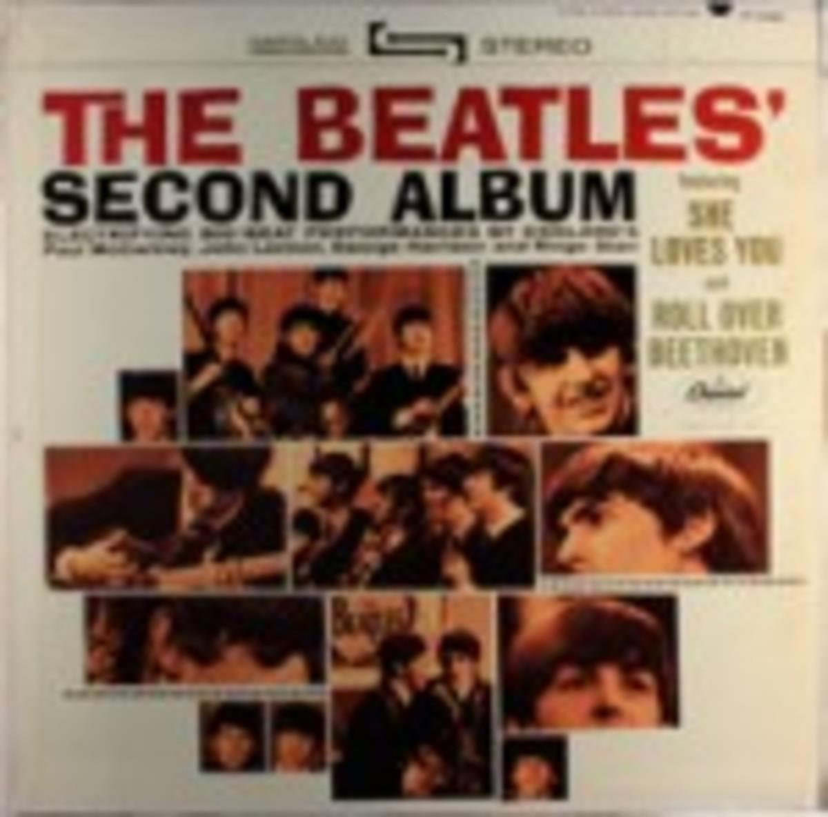 TheBeatles_SecondAlbum