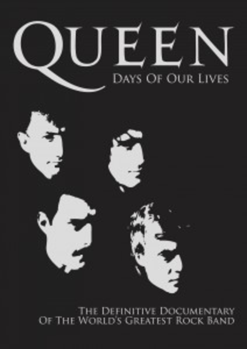 Queen Days of Our Lives documentary