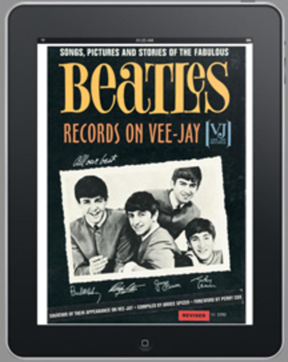 Beatles Records on Vee Jay