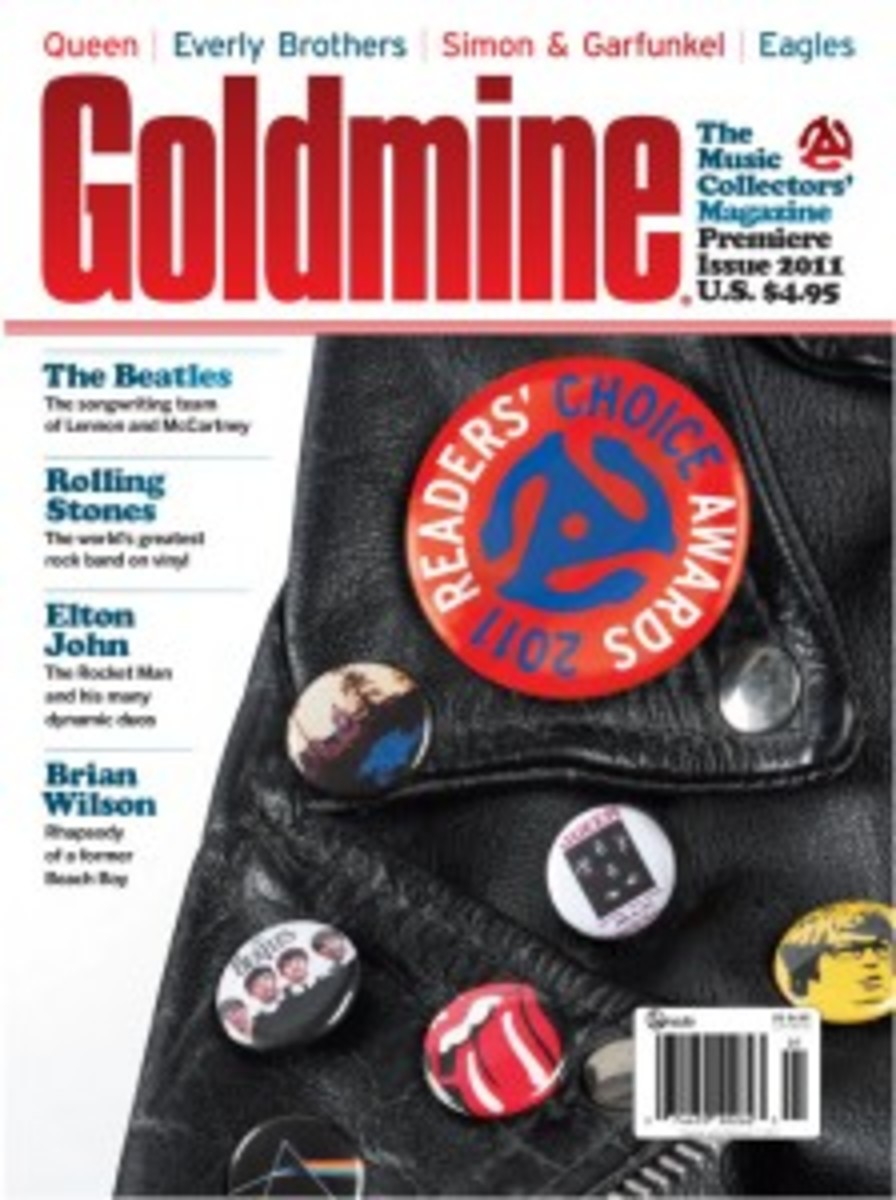 Goldmine 2011 Readers' Choice Issue