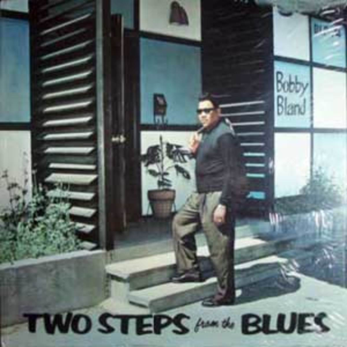 Two_steps_from_the_blues_(album_cover)