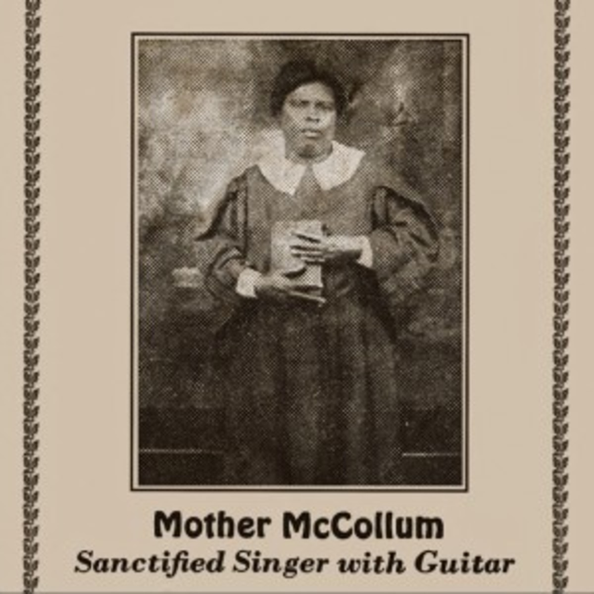 Mother McCollum photo courtesy of Blues Images