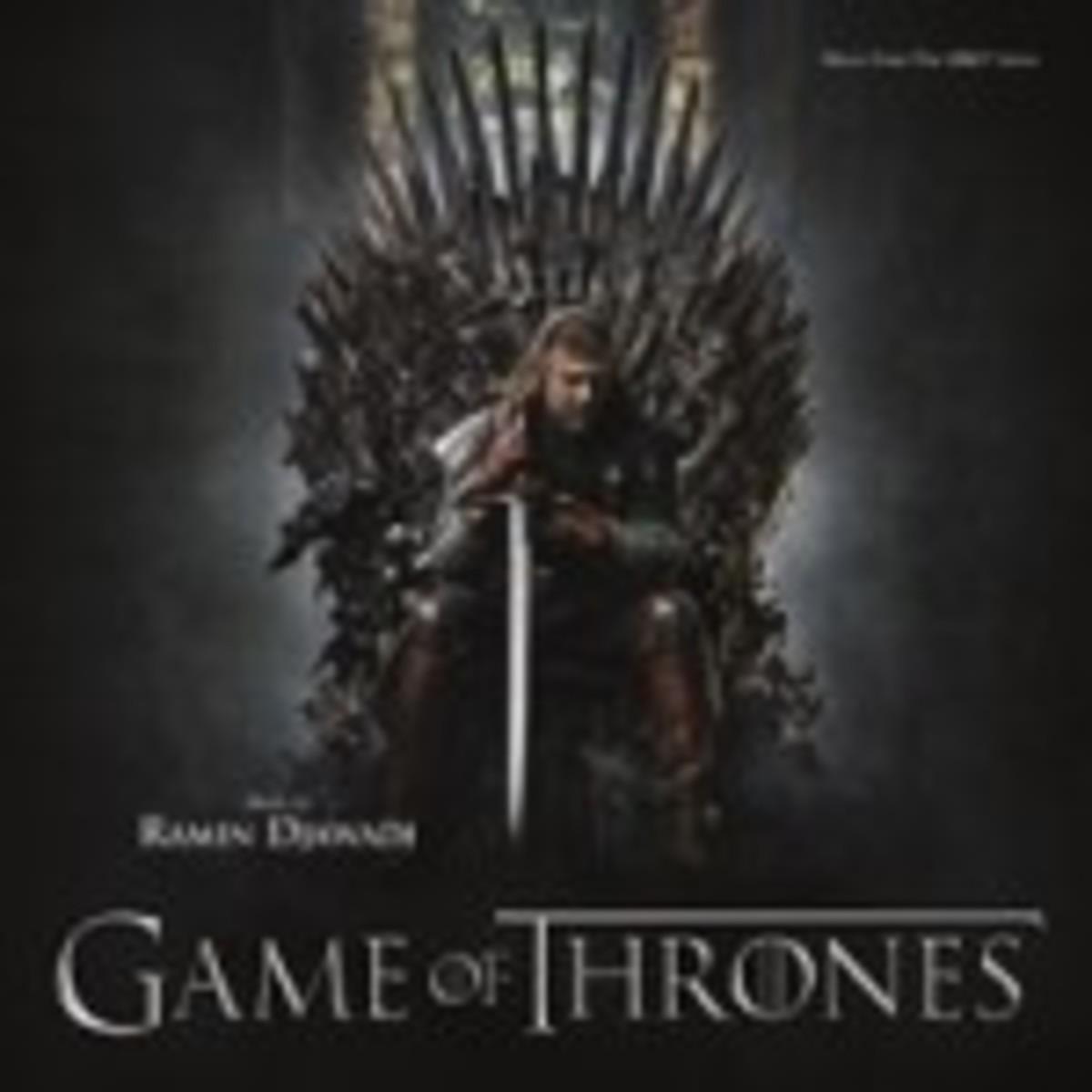Game of Thrones soundtrack on vinyl