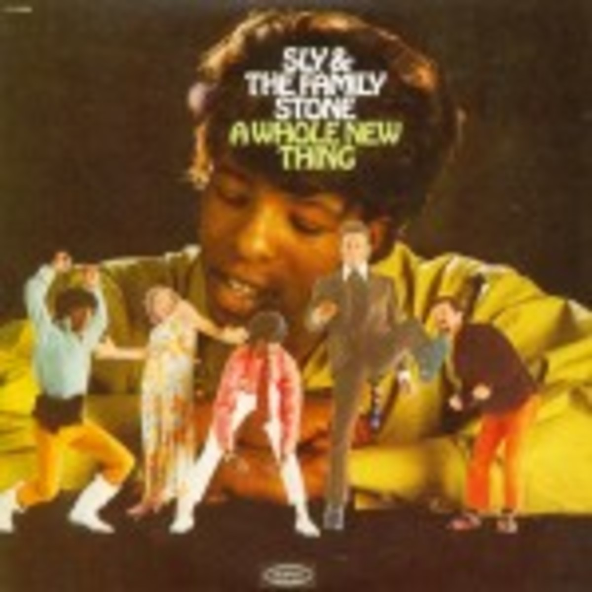 Sly And The Family Stone A Whole New Thing