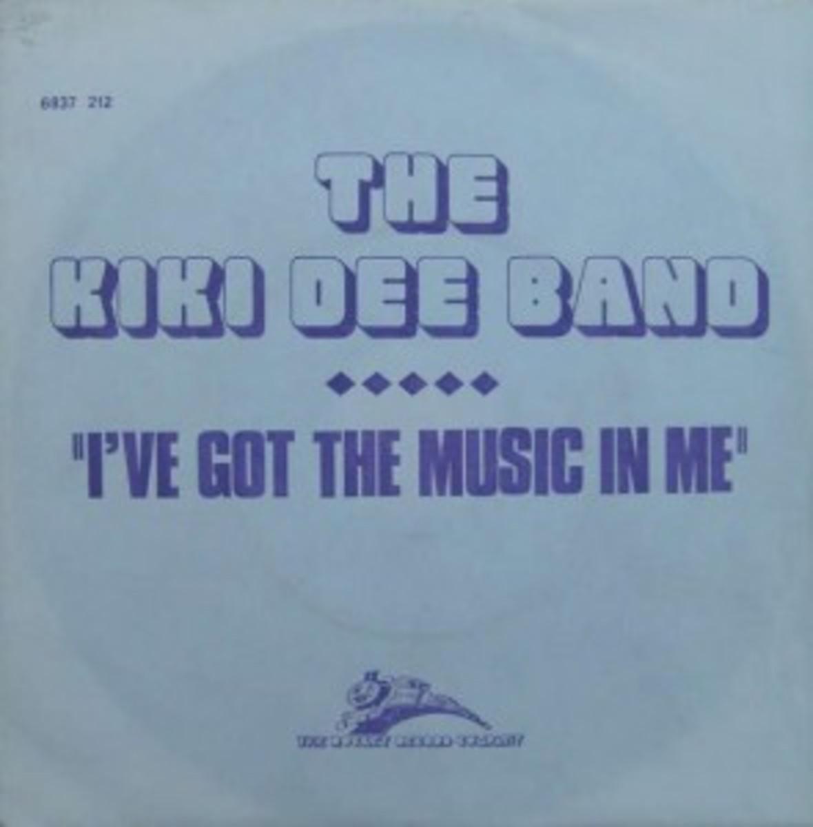 Kiki Dee Band I've Got The Music In Me