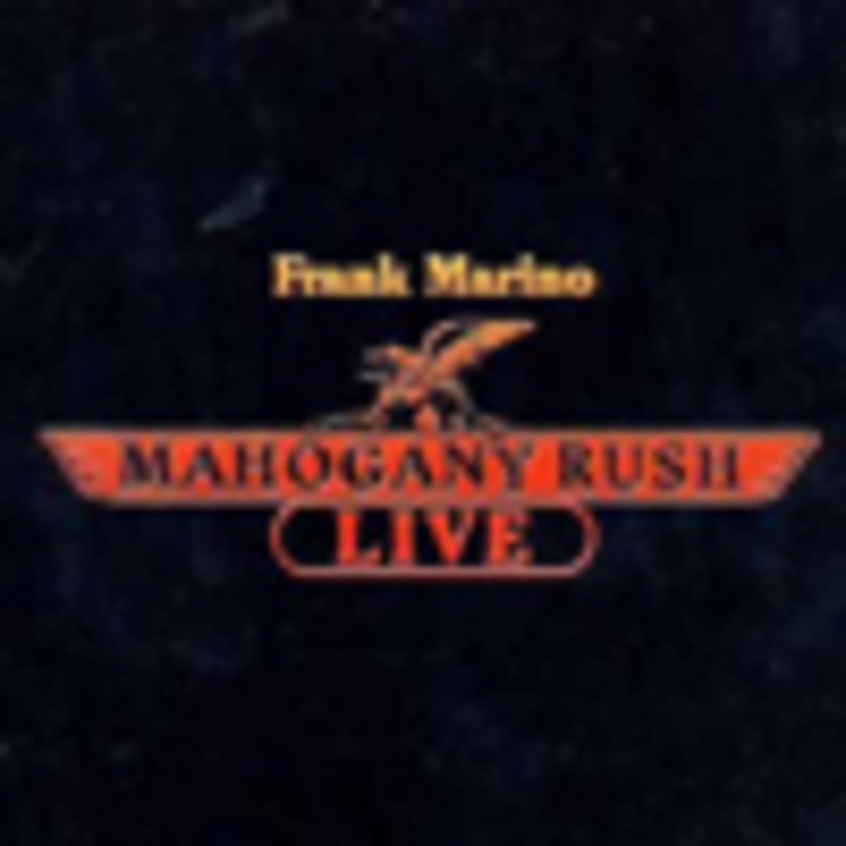 Frank Marino Mahogany Rush Live