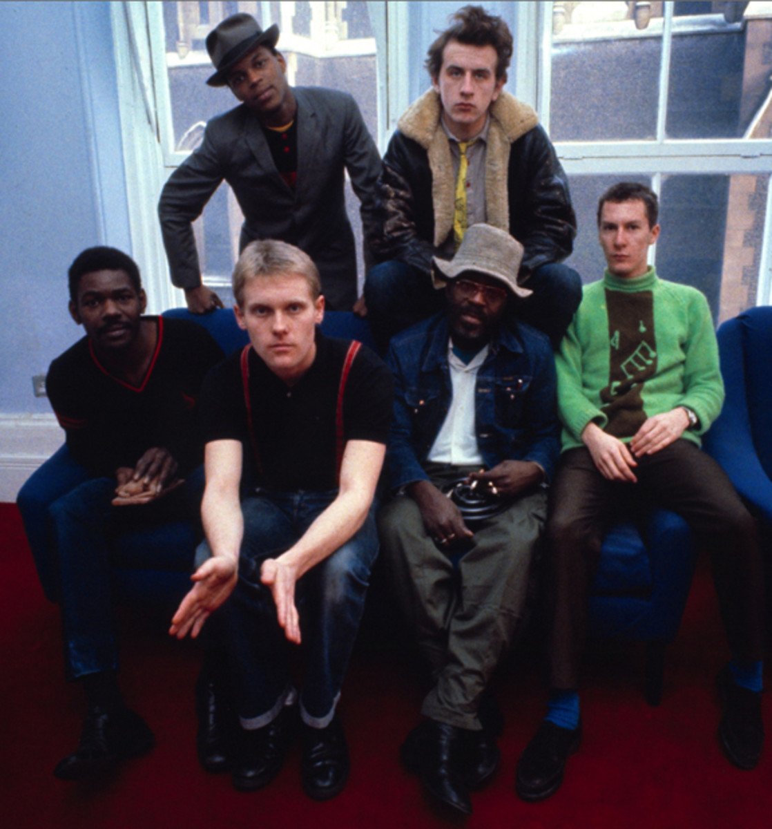 English Beat Adrian Boot photo