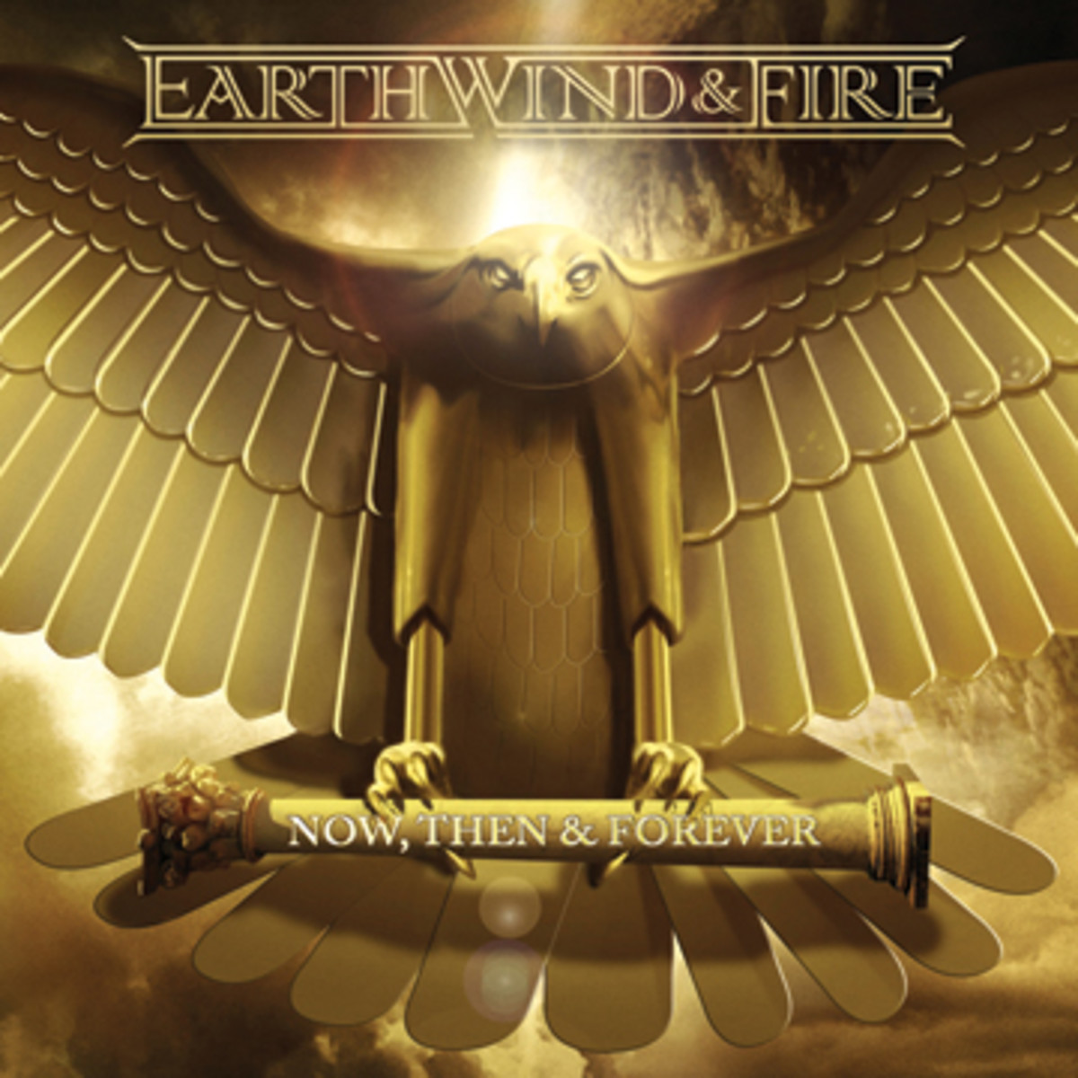 Earth Wind and Fire Now Then And Forever