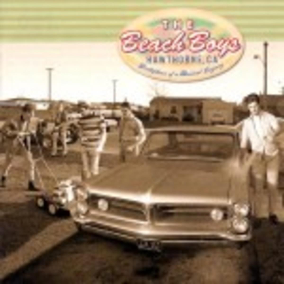 Beach Boys Hawthorne CA