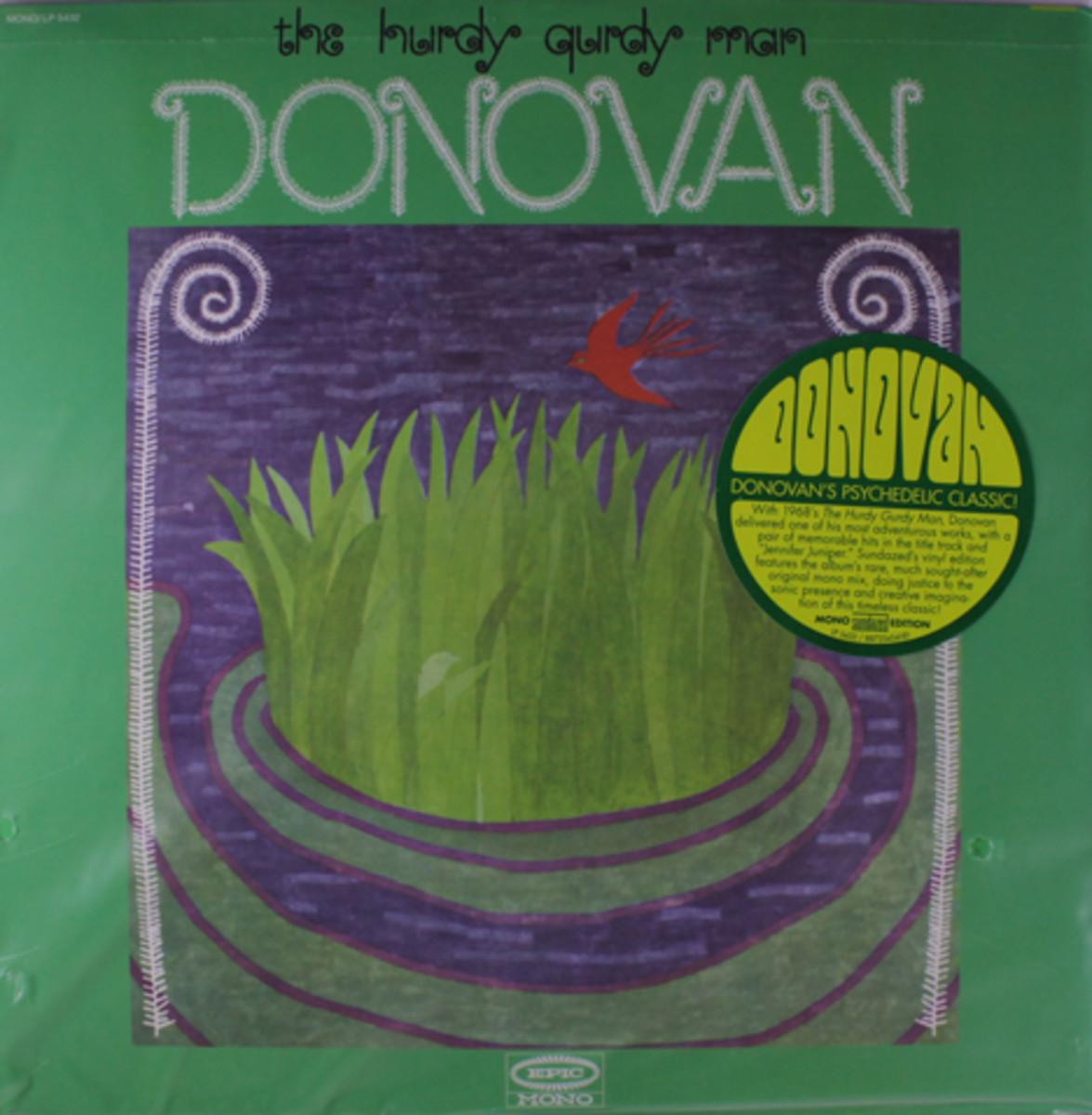 Donovan Hurdy Gurdy Man