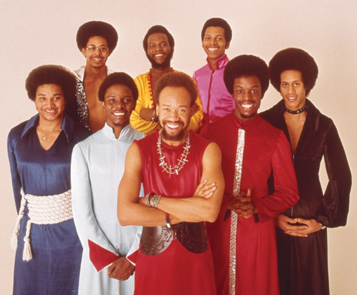 Earth Wind and Fire Legacy