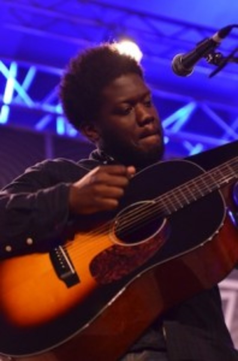 Michael Kiwanuka (Photo by Chris M. Junior)