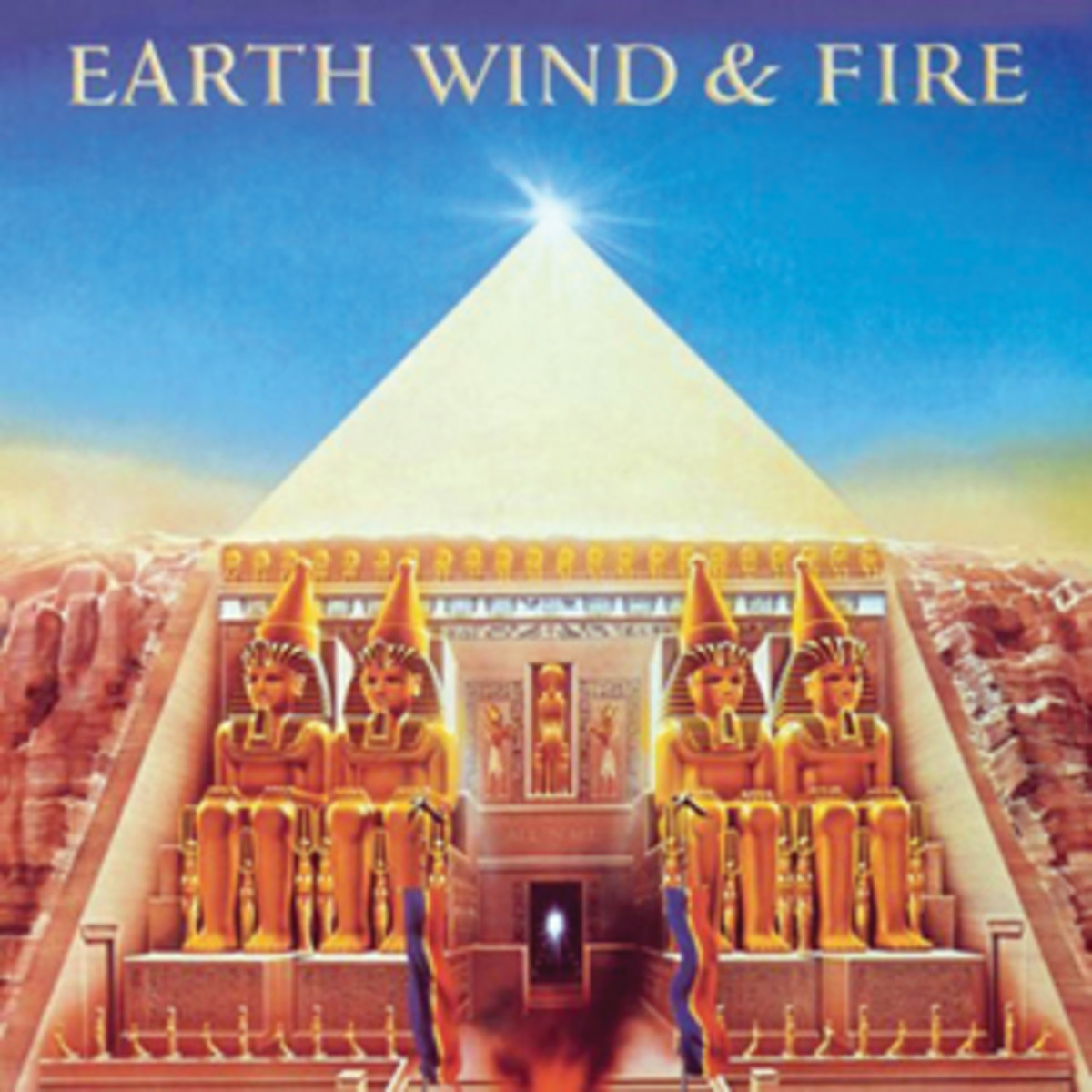 Earth, Wind, and Fire All 'n All