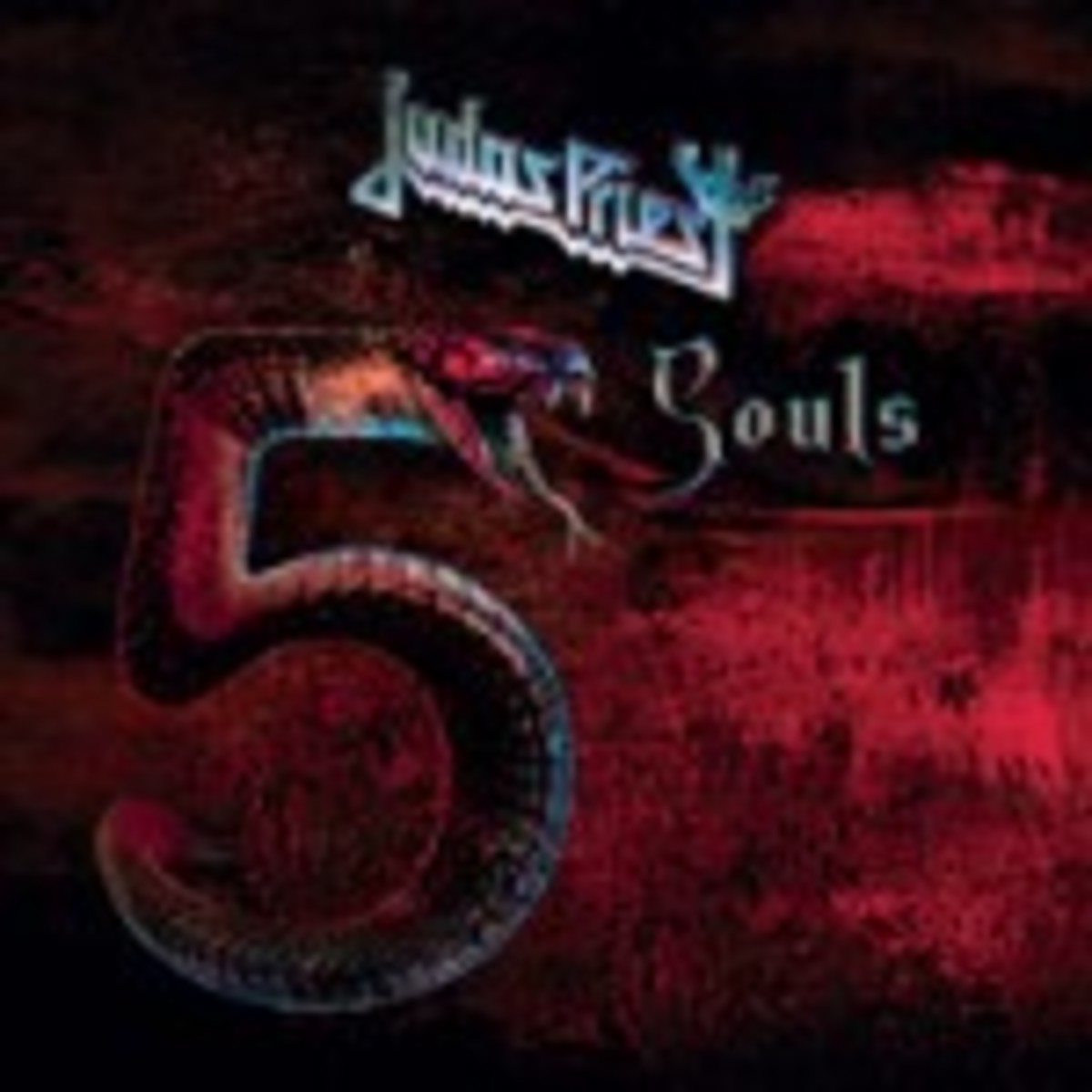 Judas Priest 5 souls on vinyl