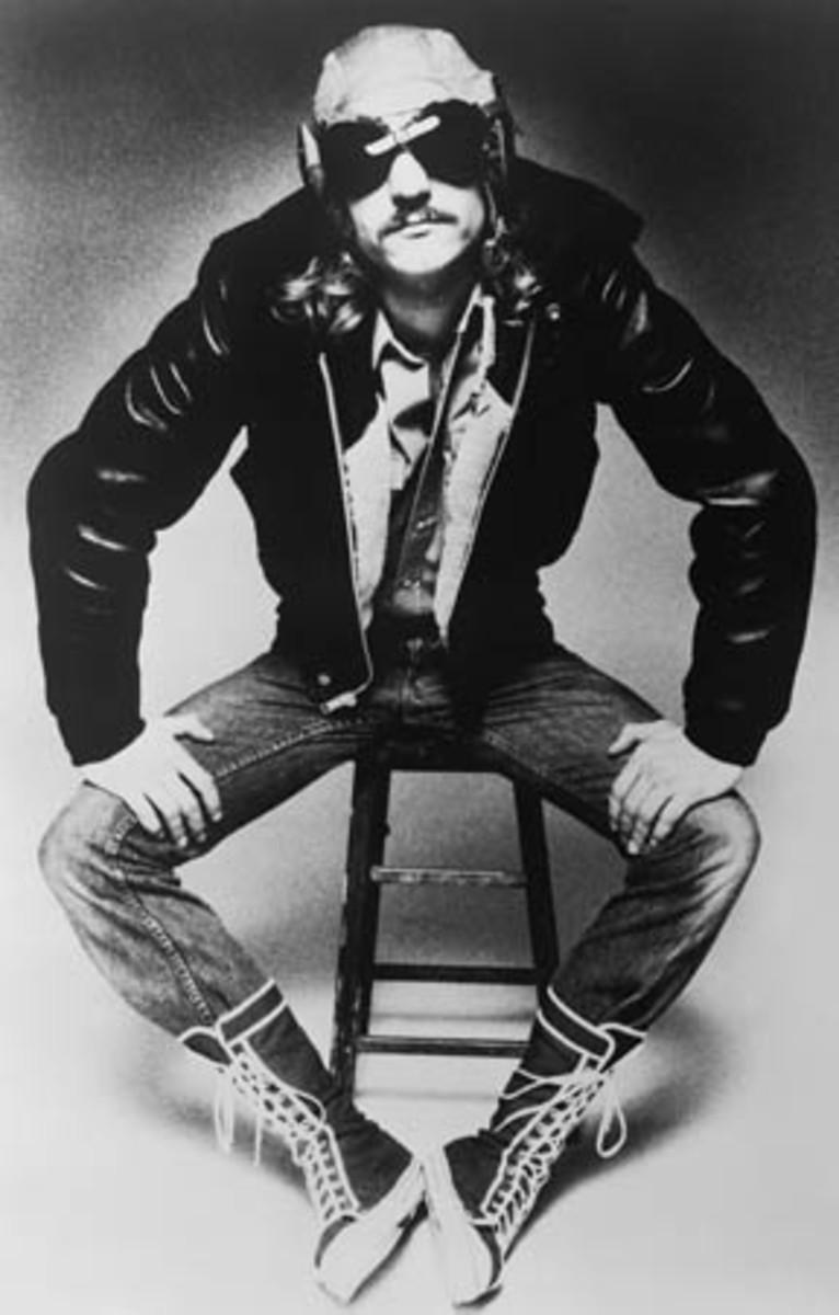 Joe Walsh. Warner Bros. publicity photo.