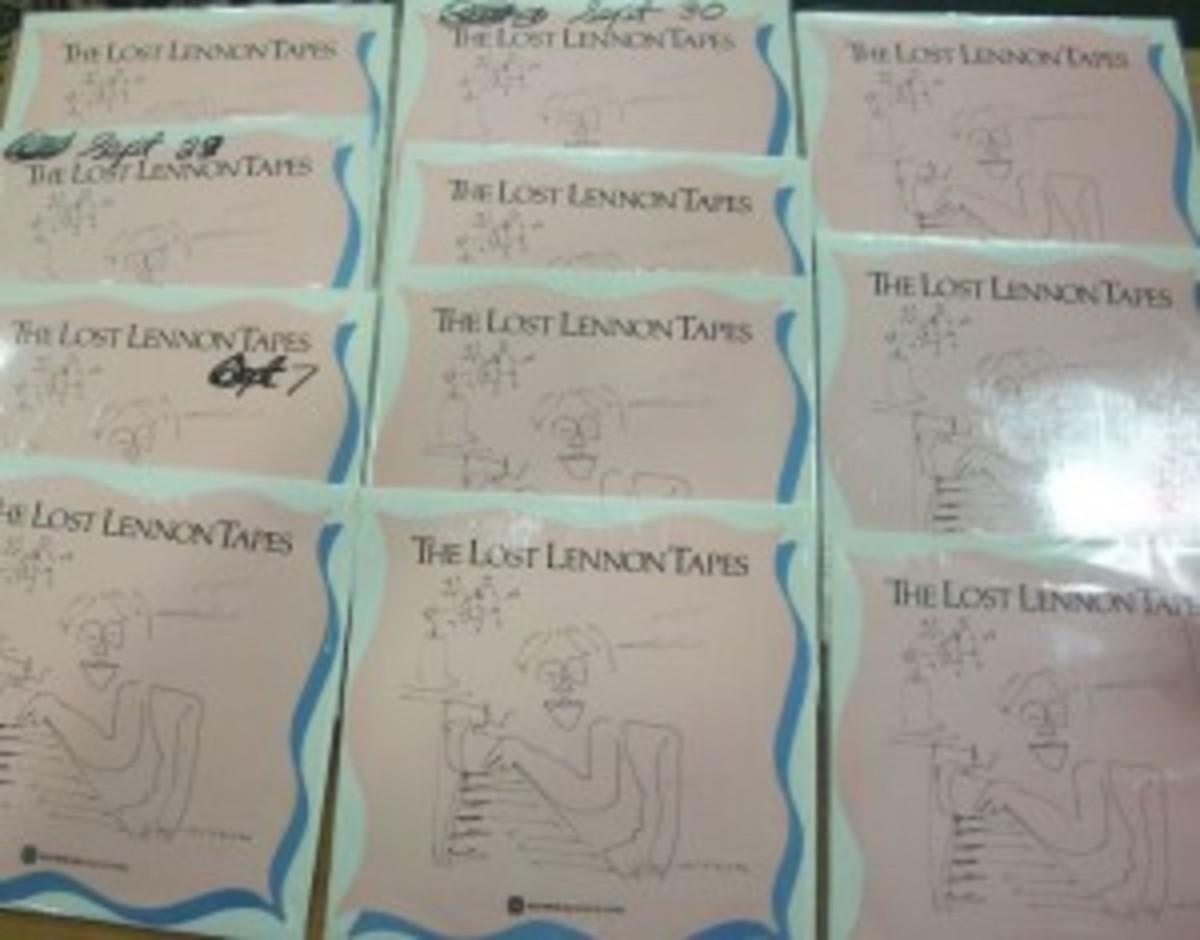 No. 5: Lost John Lennon Tapes
