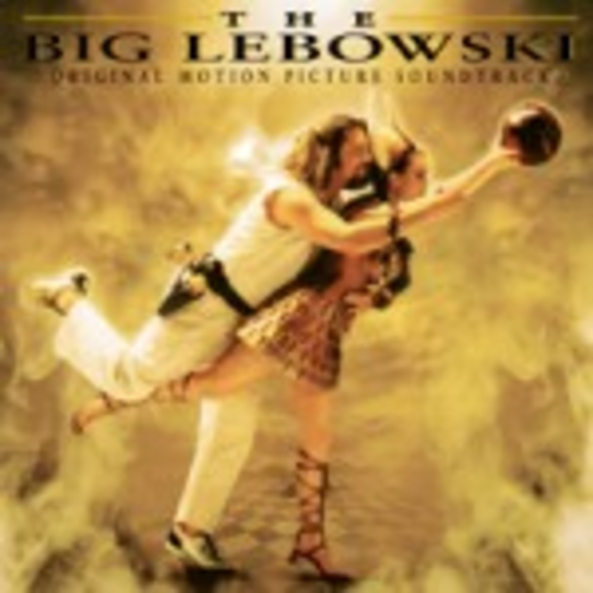 The Big Lebowski soundtrack on vinyl