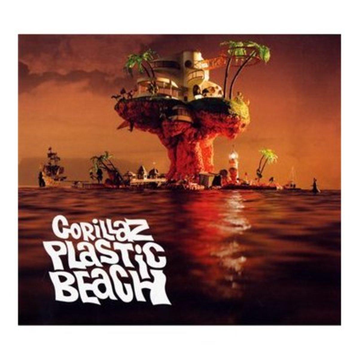 Plastic Beach is the latest album from Gorillaz.