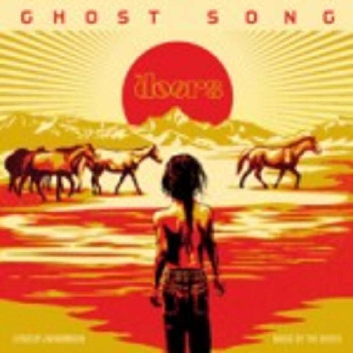 The Doors Ghost Song on vinyl