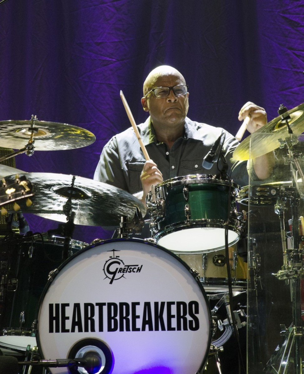 Steve Ferrone (Photo by Chris M. Junior)