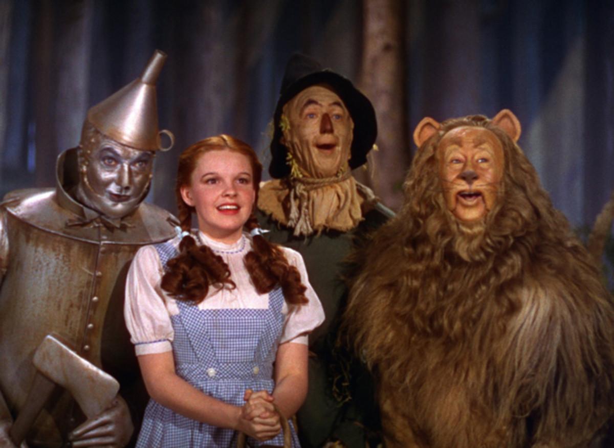 Wizard of Oz cast
