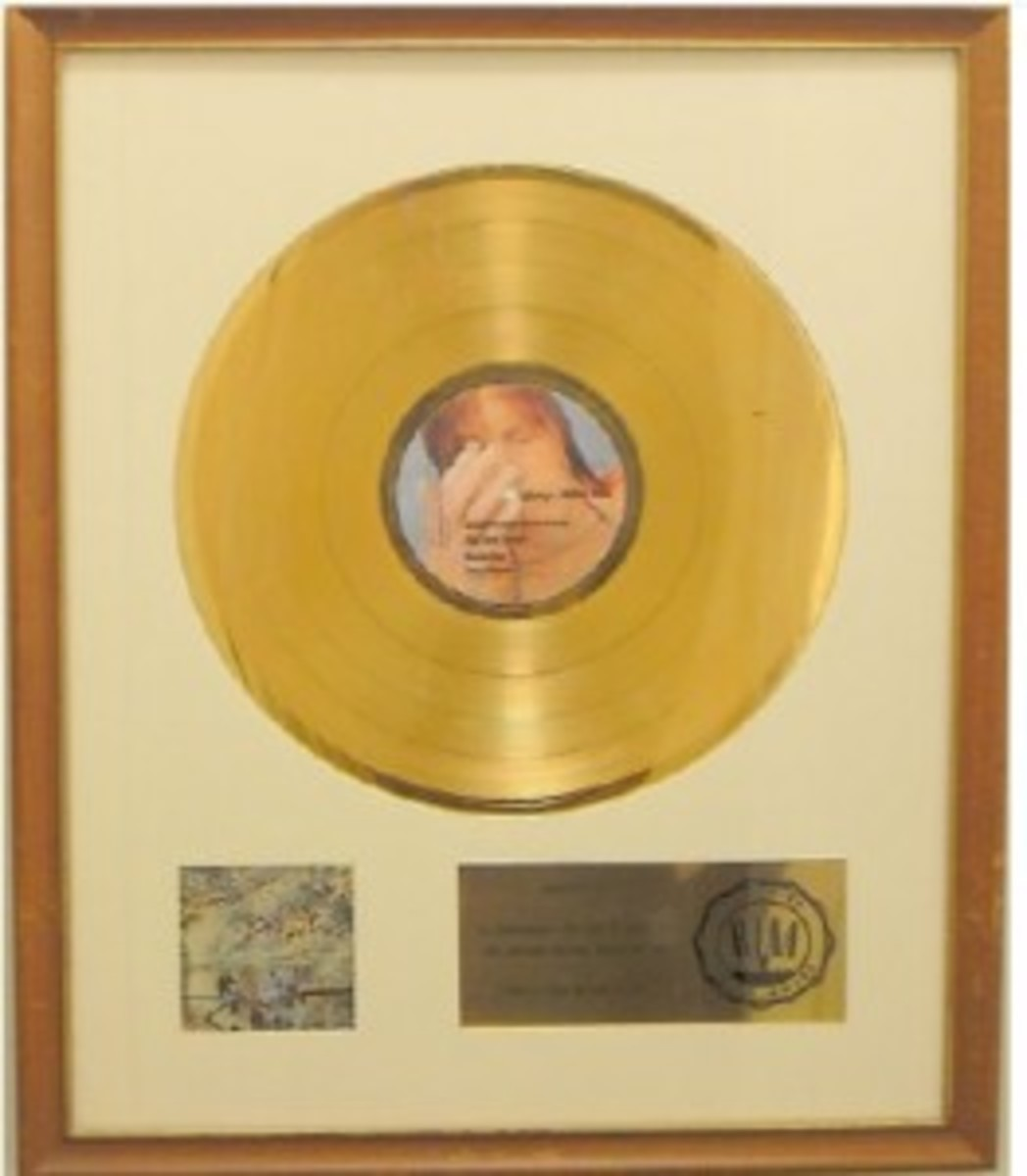 Wings Gold Record