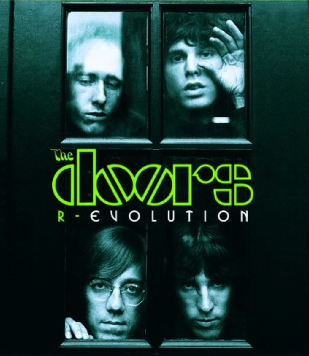 Doors_R-Evolution cover