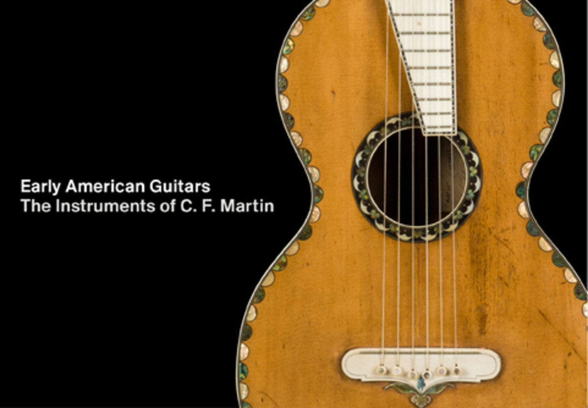 Martin guitars Metropolitan Museum of Art exhibit