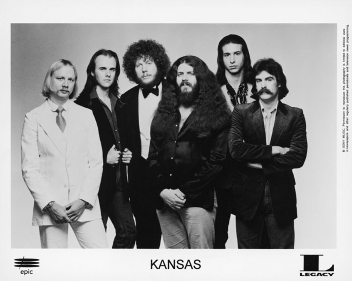 Kansas Epic Legacy publicity photo