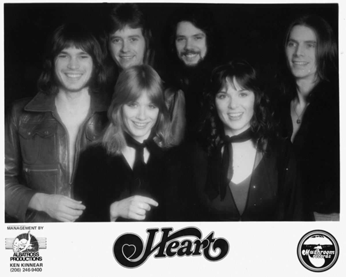Heart Mushroom Records publicity photo