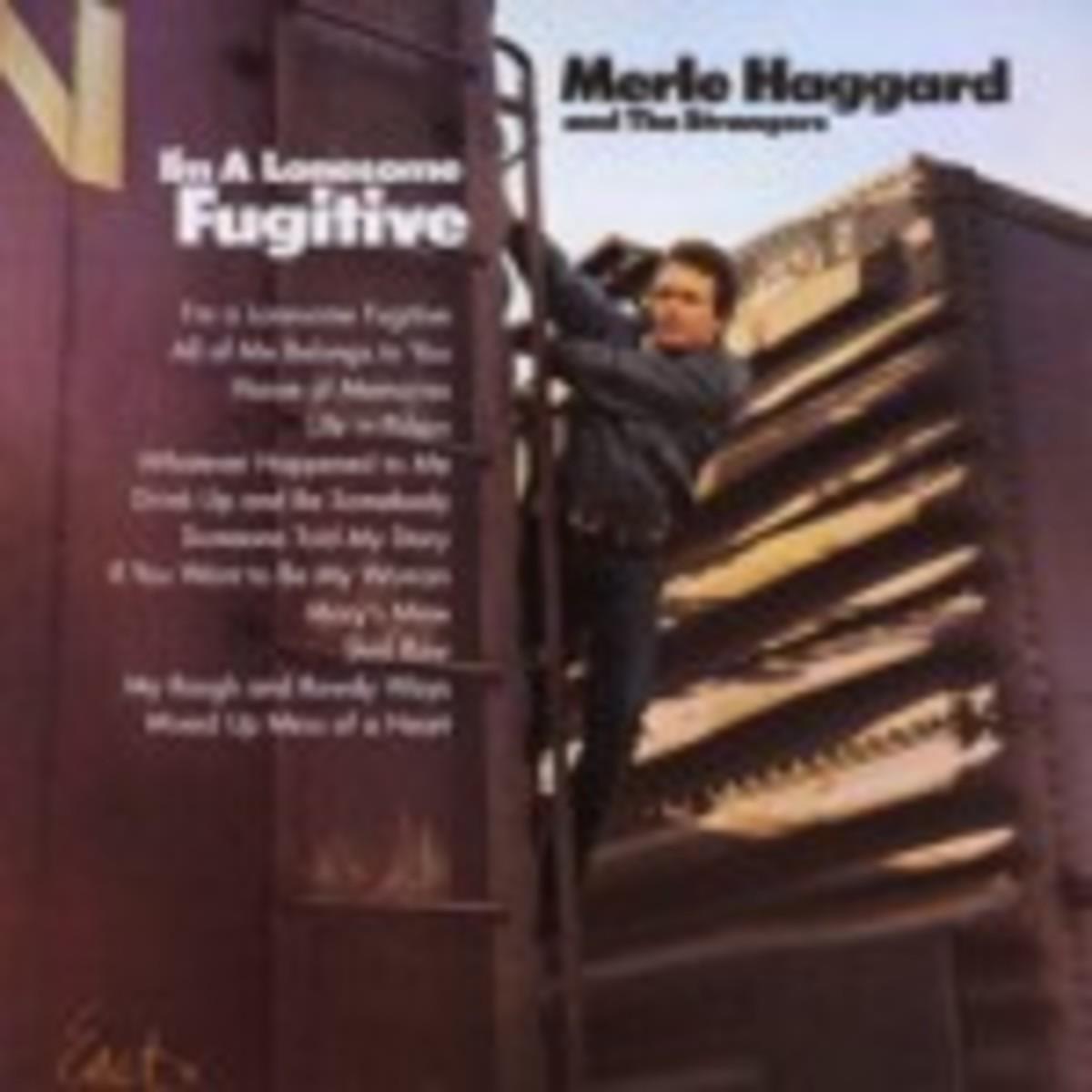 Merle Haggard Lonesome Fugitive