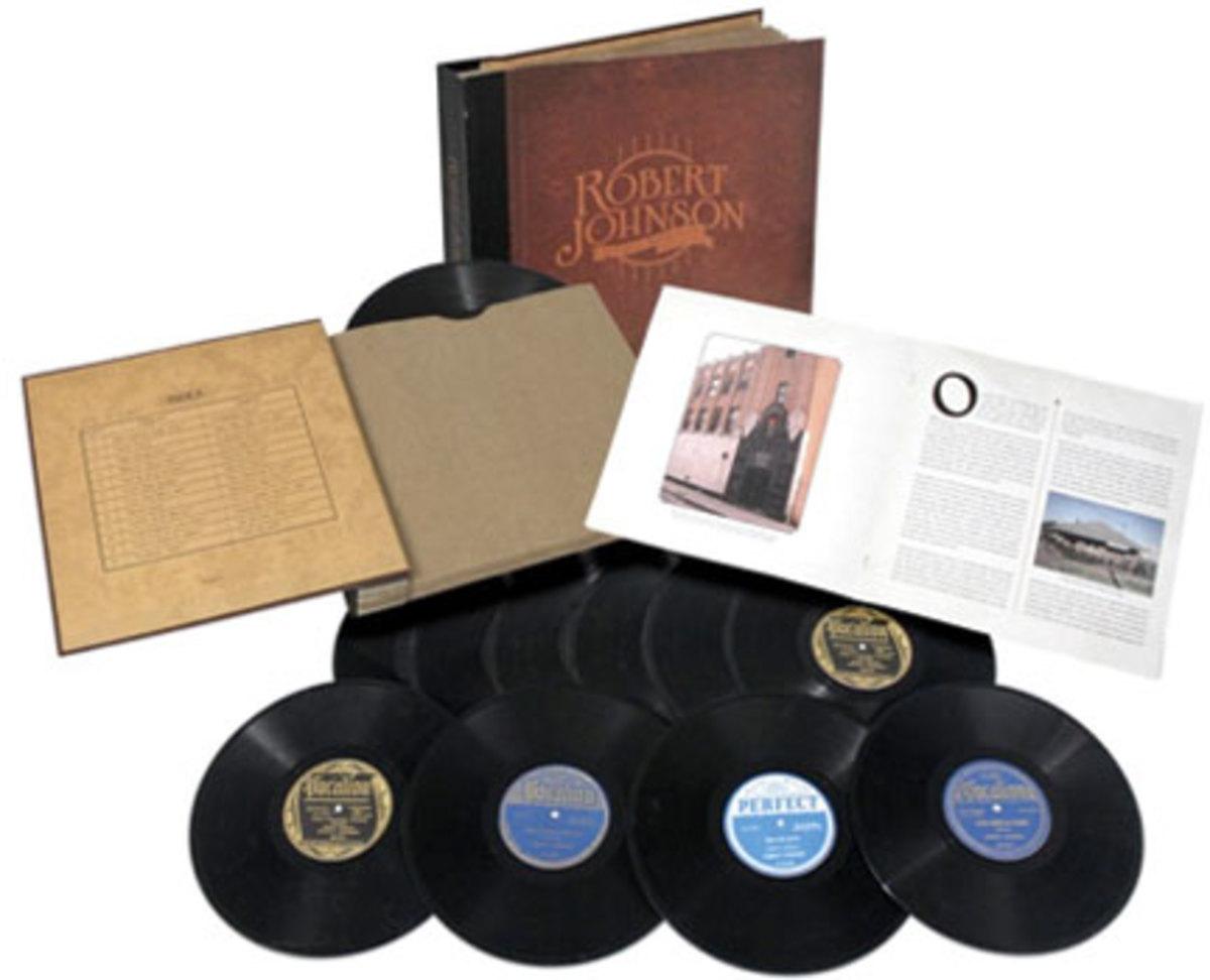 Robert Johnson New Vinyl Box Set