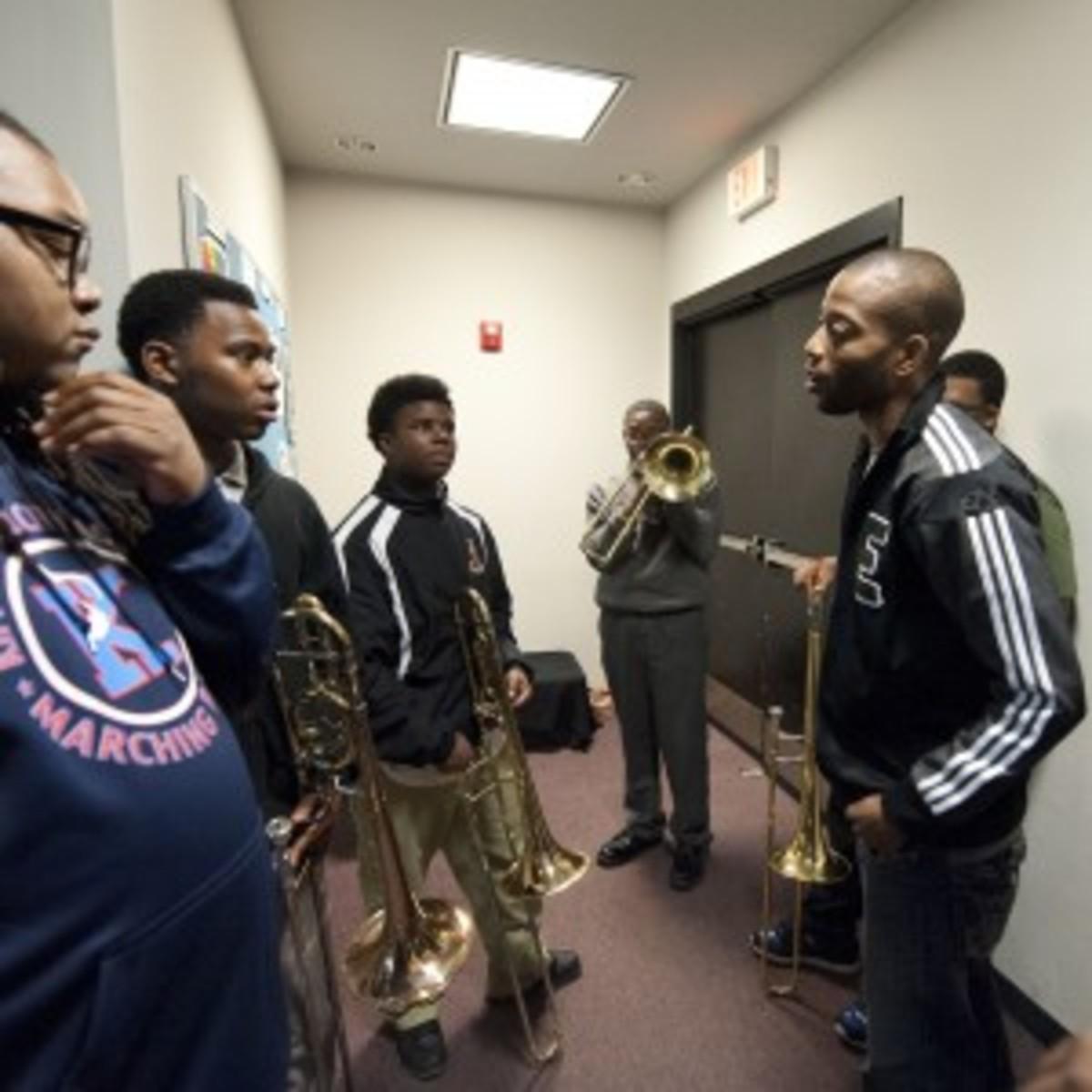 Trombone Shorty Academy
