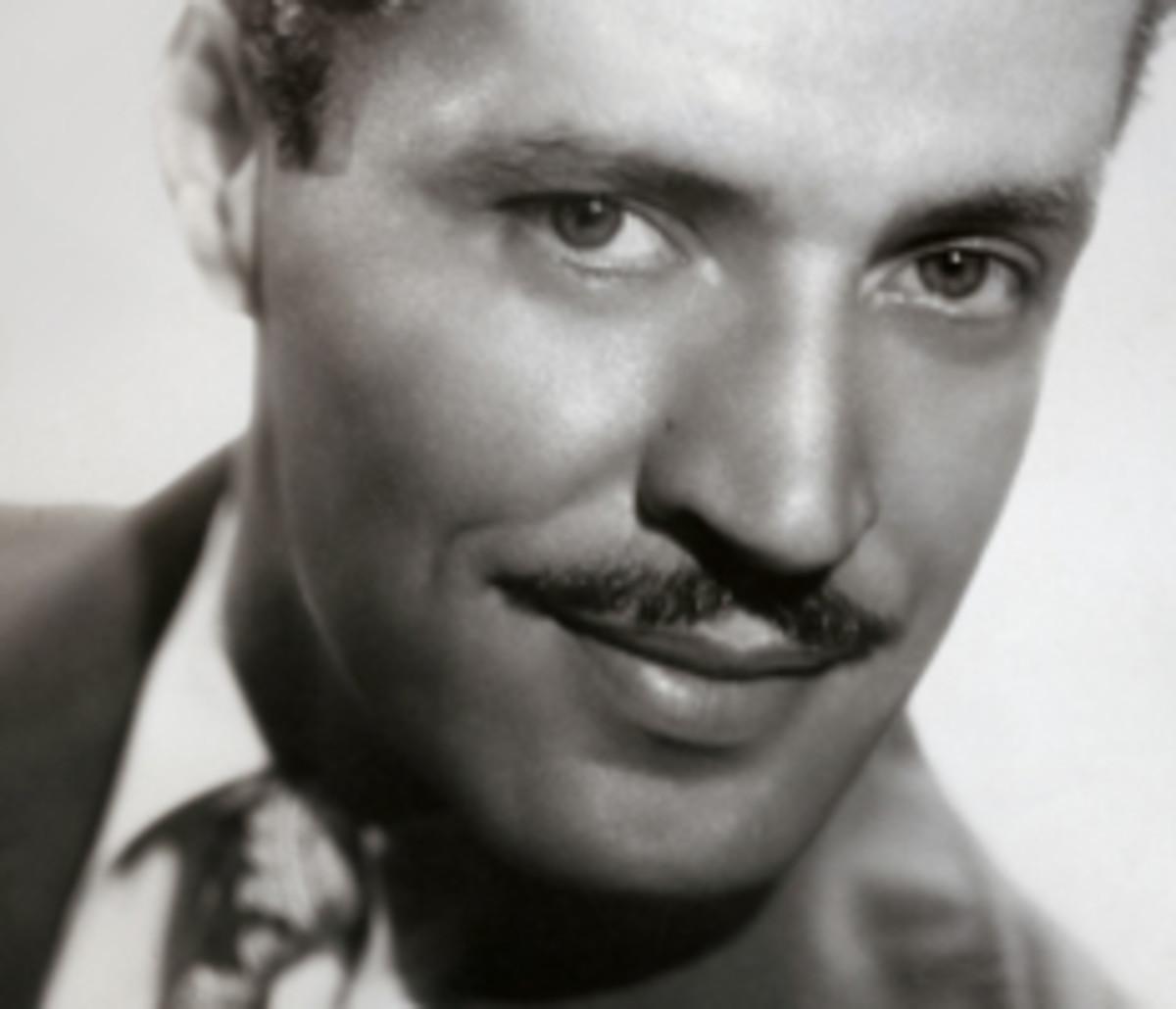 Herb Jeffries publicity photo.