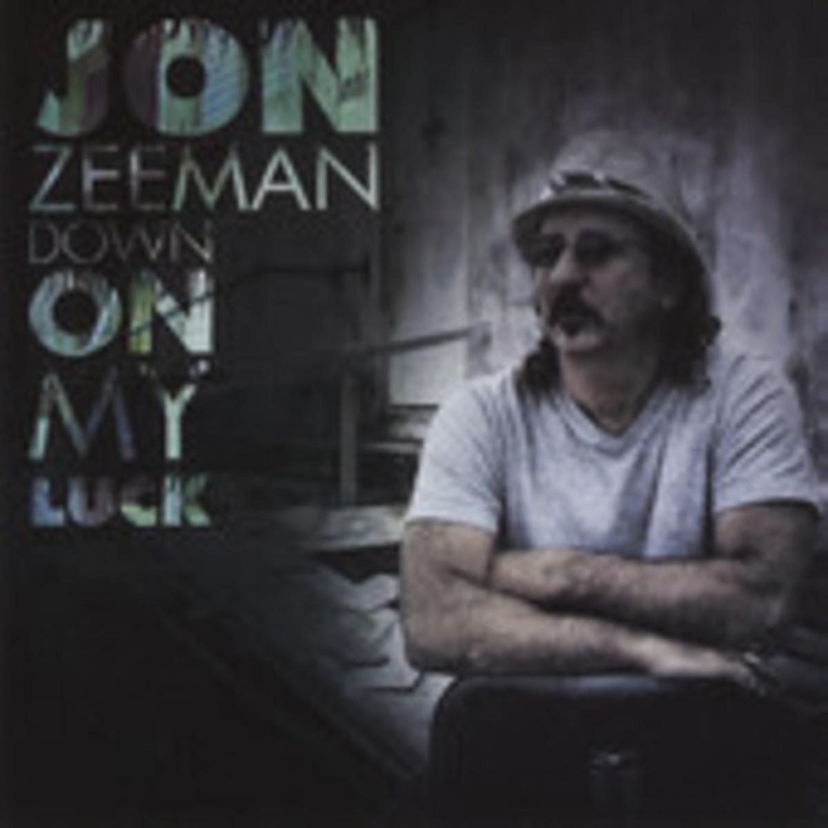 Jon Zeeman_Down On My Luck