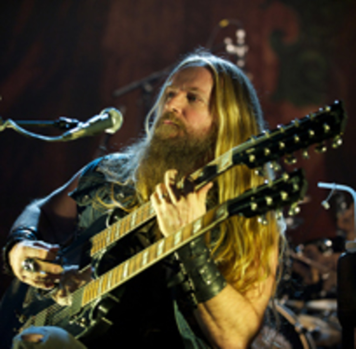 Zakk Wylde/Scott Uchida photo