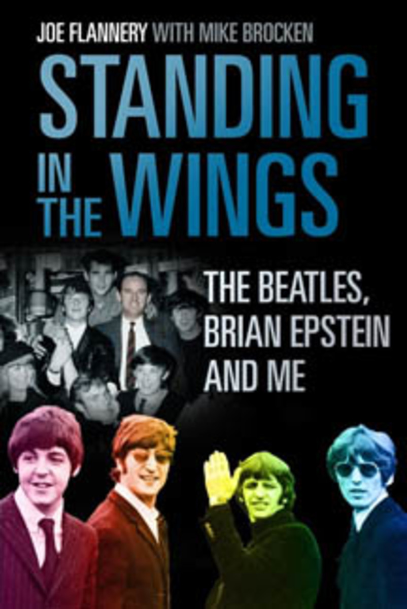 Standing In The Wings The Beatles Brian Epstein and Me