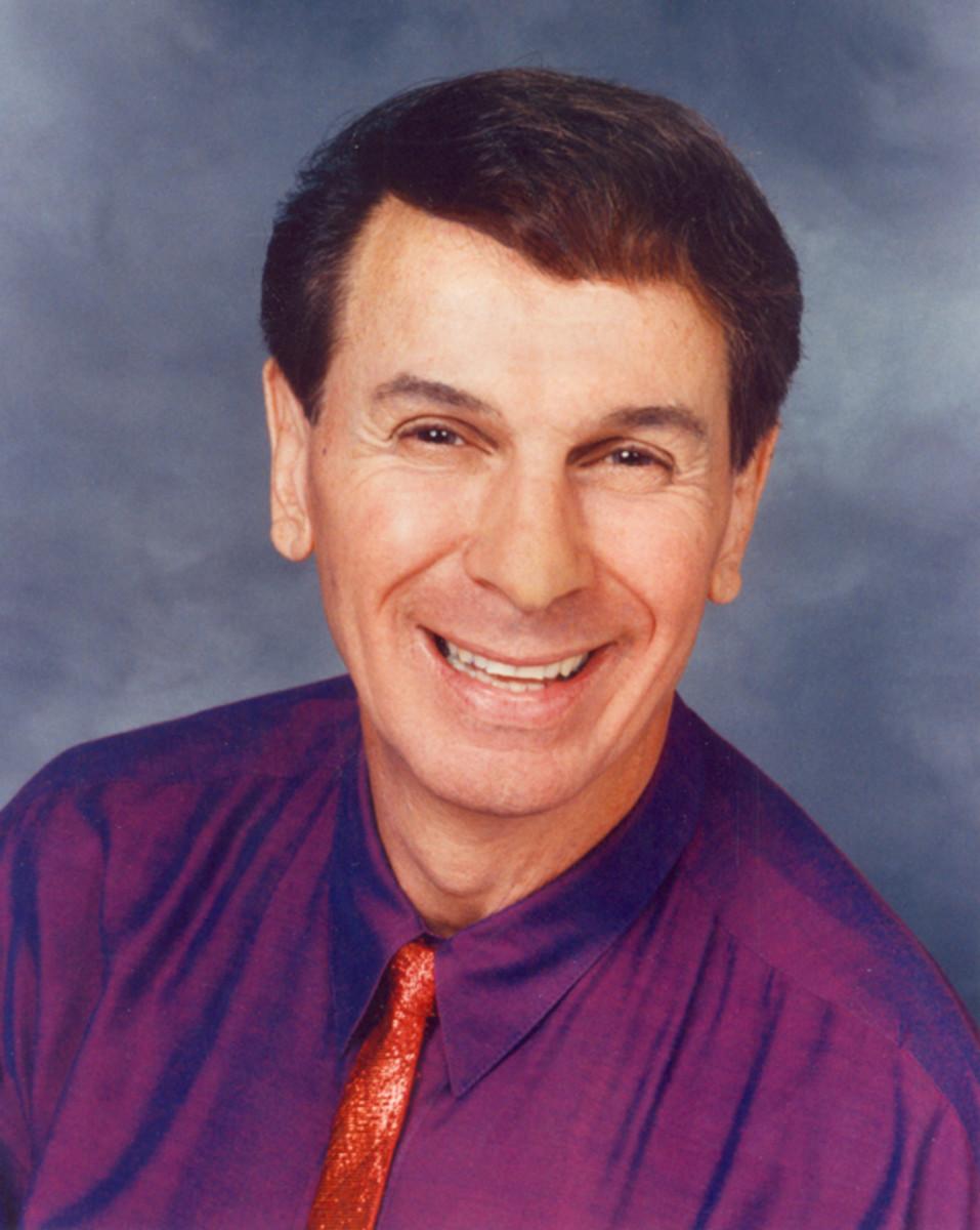 Freddy Cannon publicity image