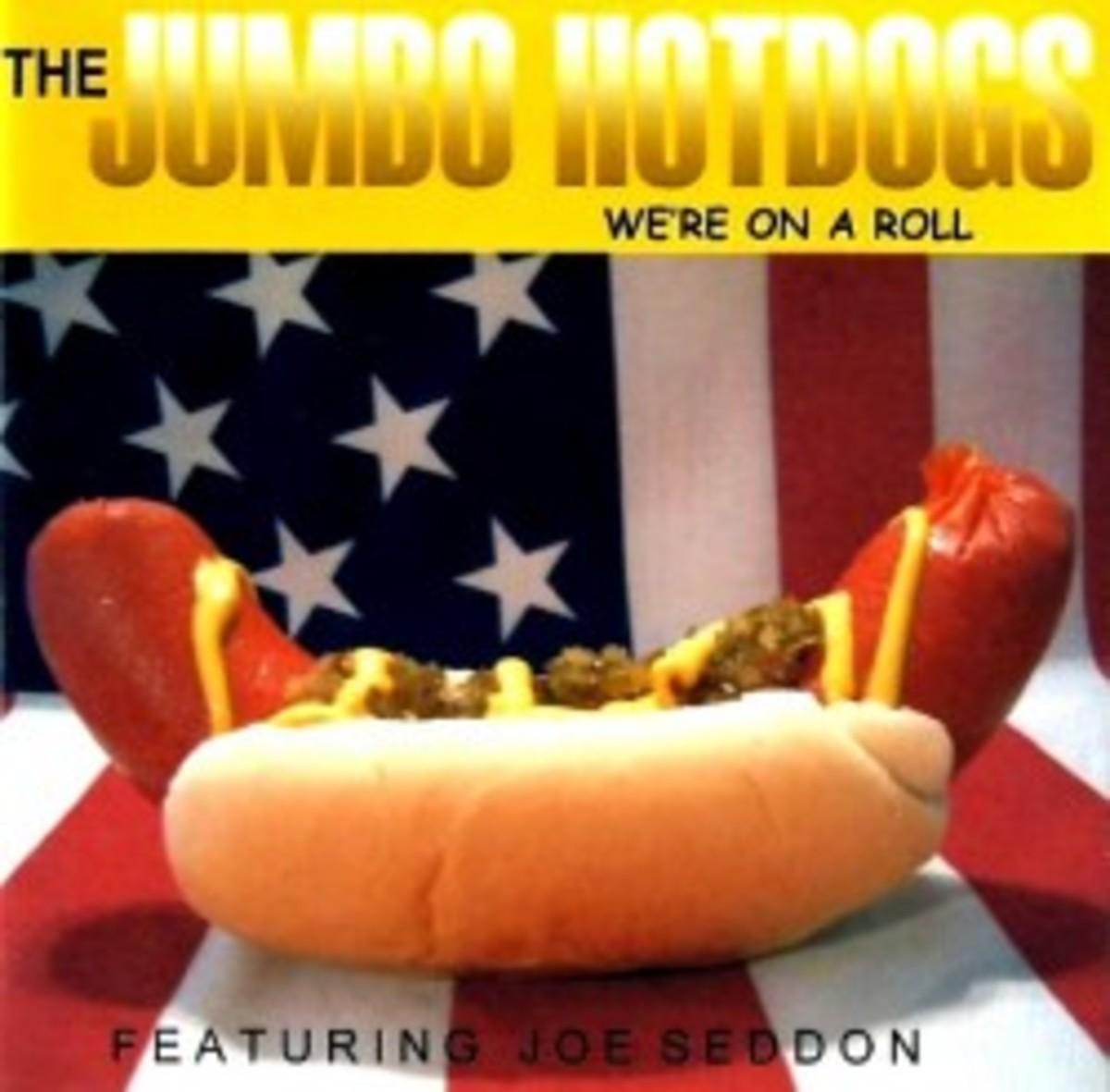 Jumbo Hot Dogs(521X)