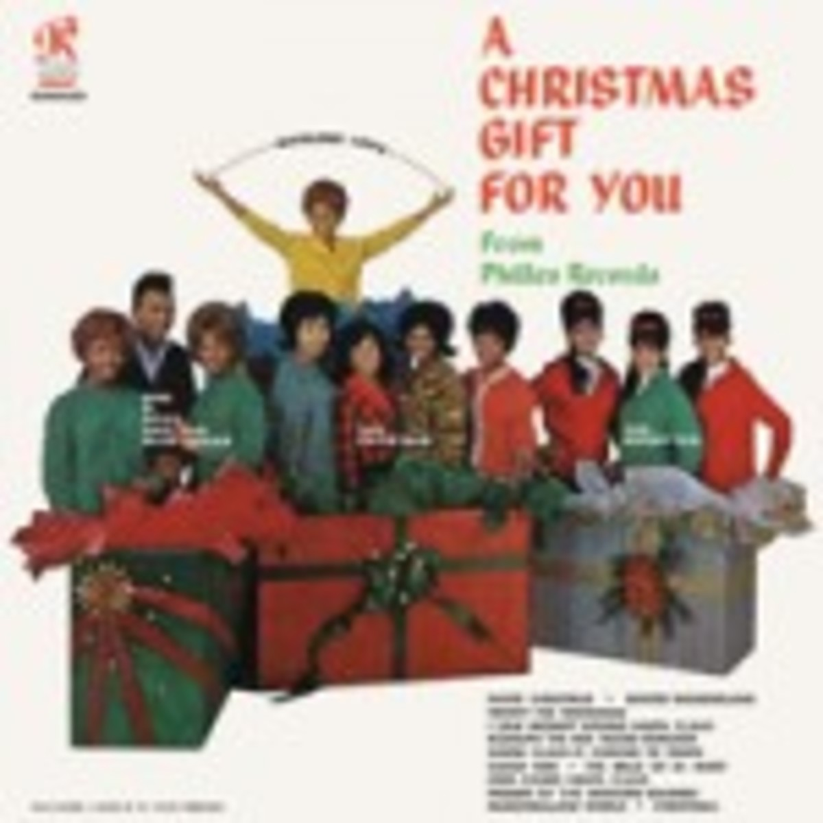 Philles A Christmas Gift for You on vinyl