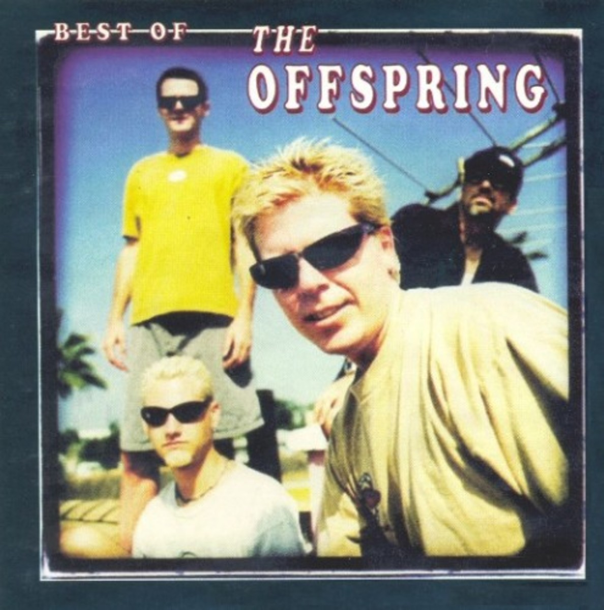 The Offspring - Best Of The Offspring - Front(500)
