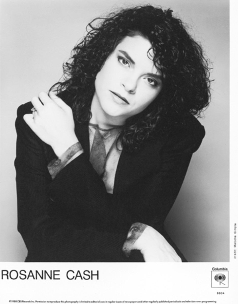 Rosanne Cash Columbia publicity photo