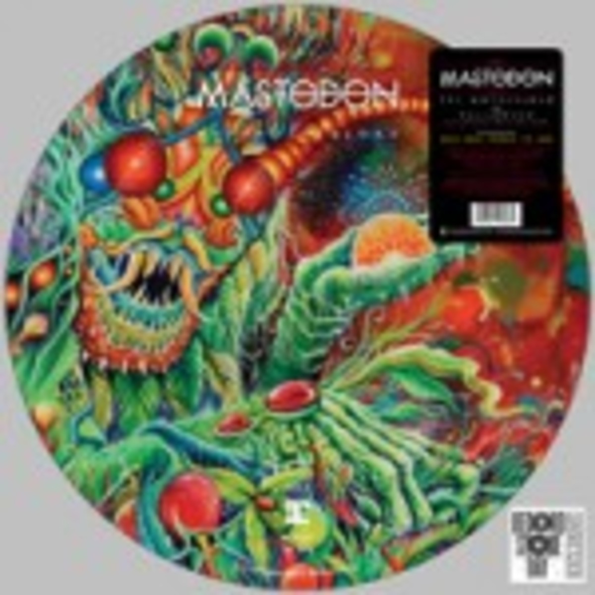 Mastodon The Motherload vinyl picture disc